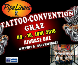 Tattoo-Convention Graz